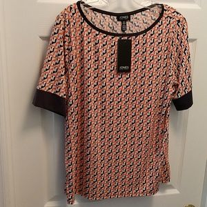 Jones New York shirt, NEW, sz Medium